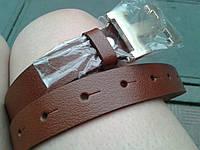 Ремень Хермес 3см + подарок, кожаные ремни унисекс, ремни Хермес, hermes ремень, ремни хермес кожа
