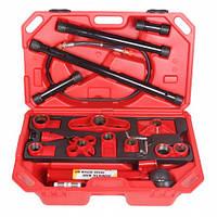 Набор гидравлического оборудования для кузовных работ, 10т, 28пр