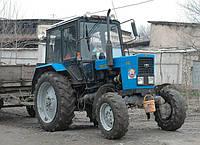 Трактор МТЗ-80 и МТЗ-82