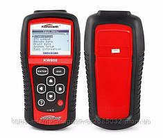 Автомобільний діагностичний сканер Konnwei KW808 OBD2, авто сканер для автомобіля