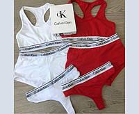 Женское спортивное белье Calvin Klein (3 единицы)