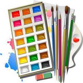 Товари для юних художників