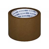 Скотч упаковочный 72 мм х 66 м коричневый