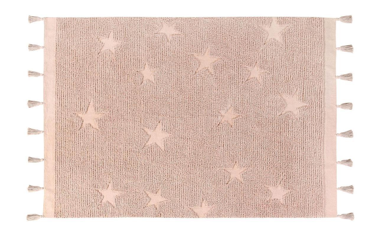 Lorena Canals - Ковер Hippy Stars vintage nude, 120 x 175 см