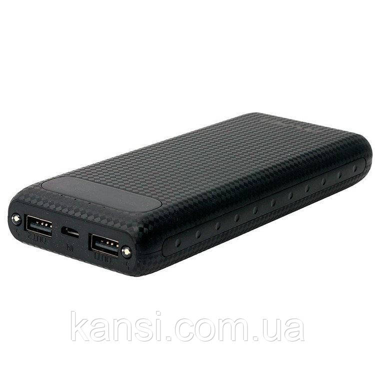 POWER BANK AWEI P70K 20000MAH, переносне зарядний пристрій, павер банк, зовнішній акумулятор
