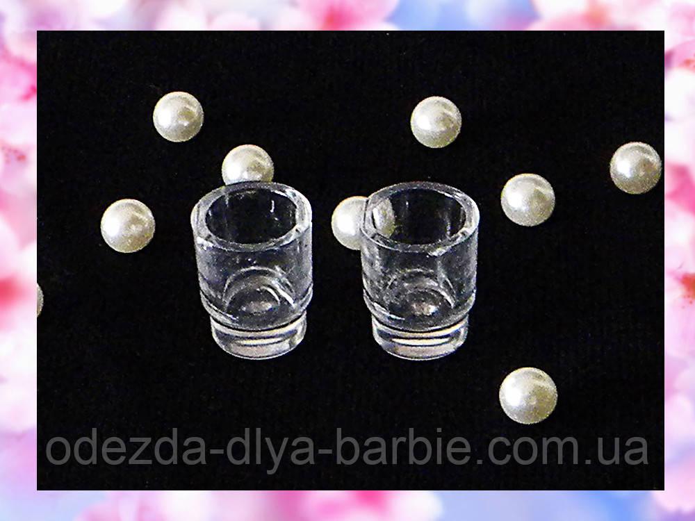 Набор из 2 мини стаканов для кукол