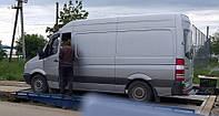 Весы автомобильные 6 метров 30 тонн