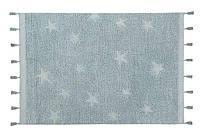 Lorena Canals - Ковер Hippy Stars aqua blue, 120 x 175 см, фото 1