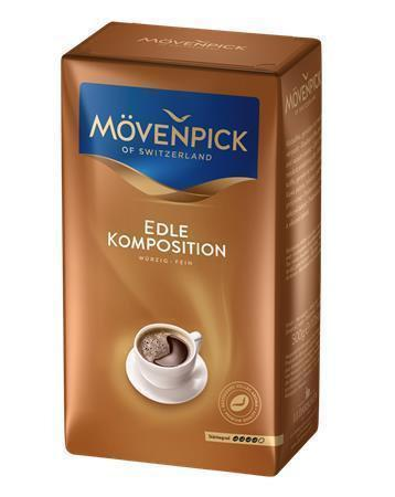 Кофе Movenpick Edle Komposition (500 г) молотый
