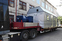 Транспортабельная котельная установка ТКУ-0,7 р