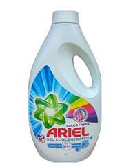 Гель для стирки Ariel Touch of Lenor Fresh гель для стирки цветного белья Ариель