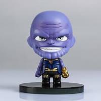 Фигурка Танос Мстители Война Бесконечности Марвел / Thanos Avengers Infinity War Marvel 7см