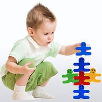 """Деревянная игрушка """"Balance villain blocks"""", фото 2"""