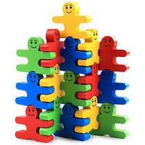 """Деревянная игрушка """"Balance villain blocks"""", фото 3"""