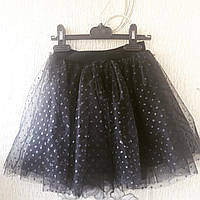 Нарядная юбка в школу для девочки