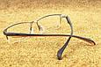 Оправа полуободковая Porsche Design titanium brown, фото 7
