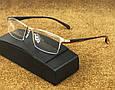 Оправа полуободковая Porsche Design titanium brown, фото 6