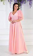 Легкое летнее платье размер 50-56. Артикул: 0130910