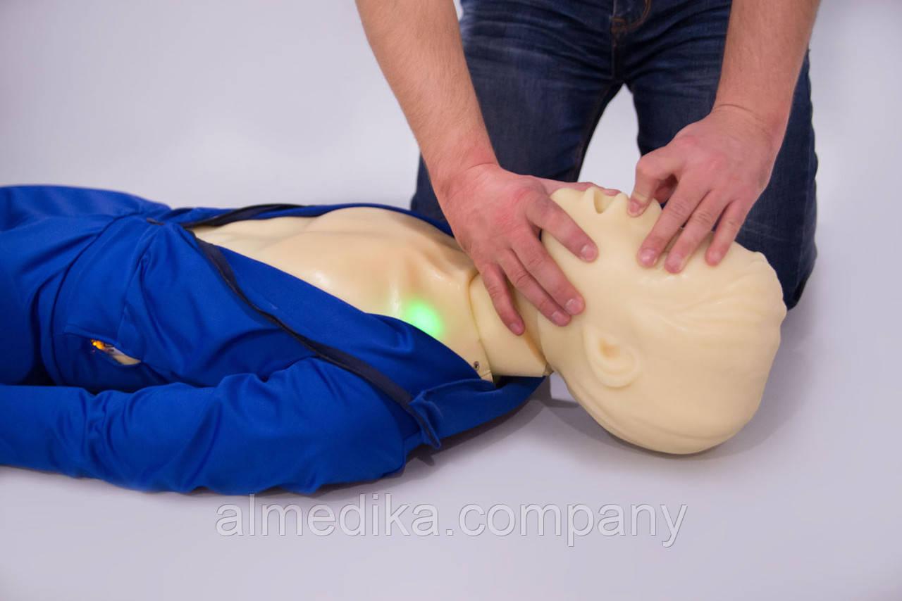 Тренажер «ТАРАС-М М2Д» - манекен + індикація дій на грудях