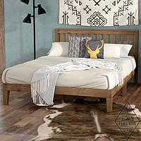"""Кровать из дерева """"Плат"""""""