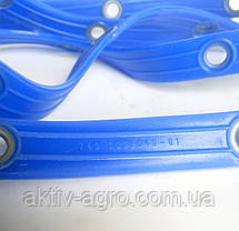 Прокладка масляного картера КАМАЗ металлосиликон, фото 2