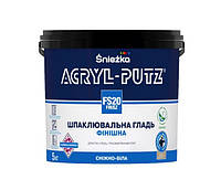 Акрил-Путц фініш готова маса 5 кг, Україна