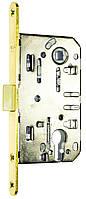 Замок для межкомнатной двери USK 410C PVC 85*50 PB золото