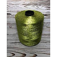 Пайетки Пряжа в бобинах для машинного и ручного вязания
