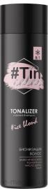 """Тоналайзер для волос """"TIN COLOR"""" Морозный блонд 8/1, 250 мл"""