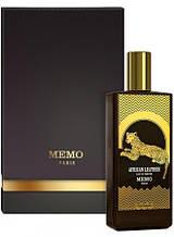 Memo African Leather парфумована вода 75 ml. (Примітка Африканська Шкіра)