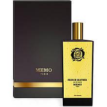 Memo French Leather парфумована вода 75 ml. (Примітка Французька Шкіра)