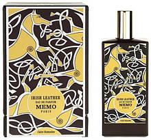 Memo Irish Leather парфумована вода 75 ml. (Примітка Ірландська Шкіра)