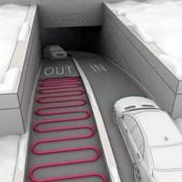 Тёплый пол под плитку для обогрева полов Heat Mat 150Вт/м2 (18*0.5)