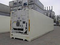 Рефрижераторный контейнер 40 футов 2001 г.в.