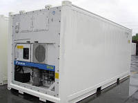 Рефрижераторный контейнер 40 футов 2002 г.в.