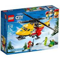 Конструктор LEGO City Вертолет скорой помощи (60179), фото 1