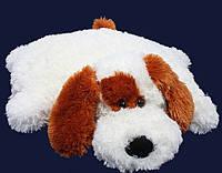 Подушка игрушка - Собака 45 см (45*40*12 см)