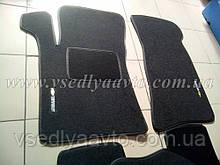 Ворсовые коврики передние CHEVROLET Niva