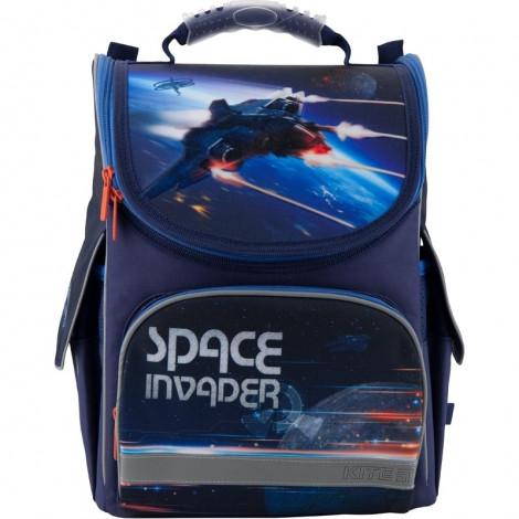 Фото школьный каркасный рюкзак для мальчика