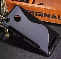 Чехол S-line TPU для телефону Xiaomi Redmi 3S силиконовый чохол на сяоми редми 3с