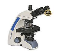 Мікроскоп MICROmed Evolution ES-4140, вбудована 5 Мп камера, фото 1