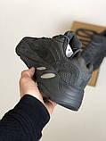 Мужские кроссовки Adidas yeezy boost 700 Static v2 black, фото 3