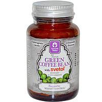 Кофе для похудения зеленый из светолом Genesis Today 600 мг 60 капсул