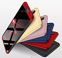 Чехол GKK Full Cover захист 360 для телефона Huawei P20 Lite надежная защита чохол на хуавей Р20 лайт П20