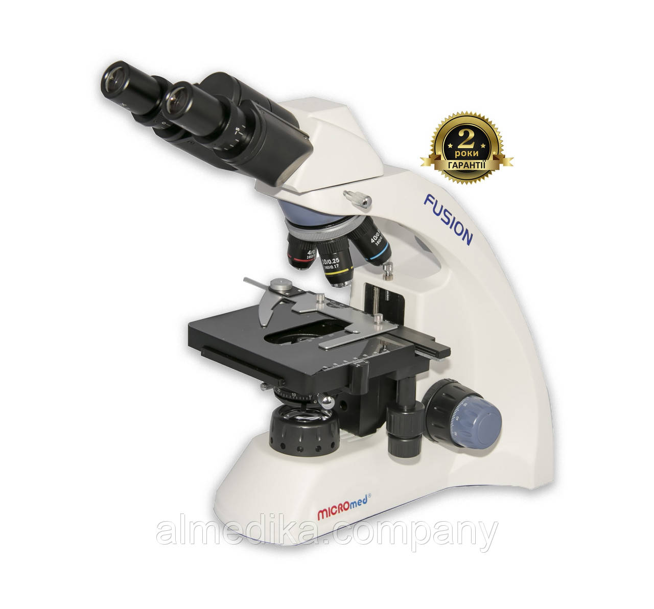 Микроскоп бинокулярный MICROmed Fusion FS-7520