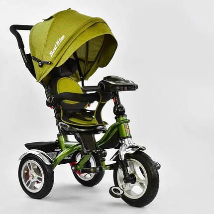 Трехколесный велосипед Best Trike 5890 - 3297 с надувными колесами, фото 2