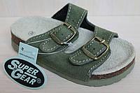 Детская летняя обувь, детские ортопедические шлепанцы для мальчика тм Super Gear р. 24
