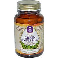 Кофе для похудения зеленый  Genesis Today 800 мг 60 капсул