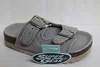 Детская летняя обувь, детские ортопедические шлепанцы для мальчика тм Super Gear р. 24,25
