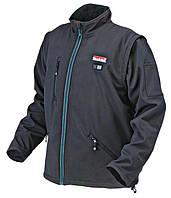 Аккумуляторная куртка с подогревом Makita, 2XL